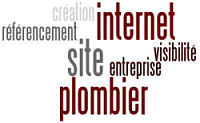 creation referencement site internet plombier